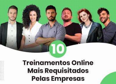 10 Treinamentos Online Mais Requisitados Pelas Empresas
